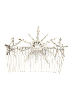 LELET NY 'Starlet' Swarovski crystal pearl hair comb