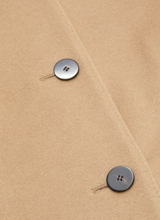 - THEORY - 'Classic' cashmere coat