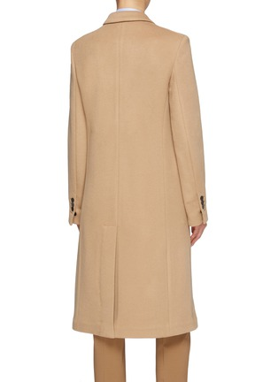 Back View - Click To Enlarge - THEORY - 'Classic' cashmere coat