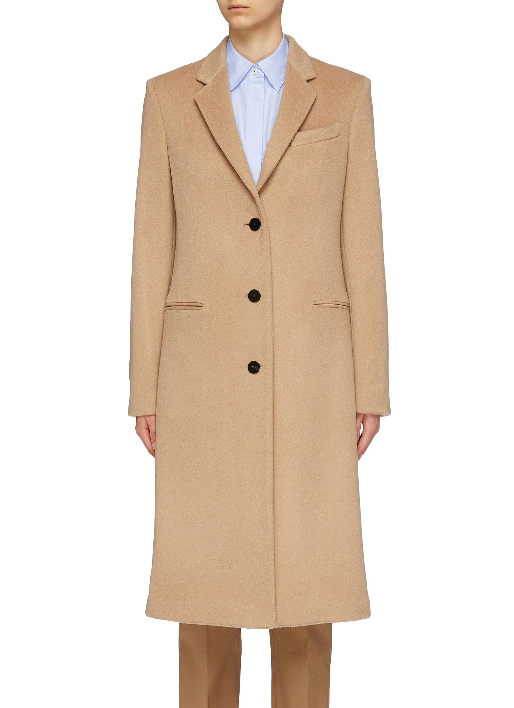 shop Theory 'Classic' cashmere coat online
