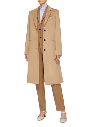 Figure View - Click To Enlarge - THEORY - 'Classic' cashmere coat