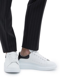Alexander McQueen 'Larry' chunky outsole leather sneakers