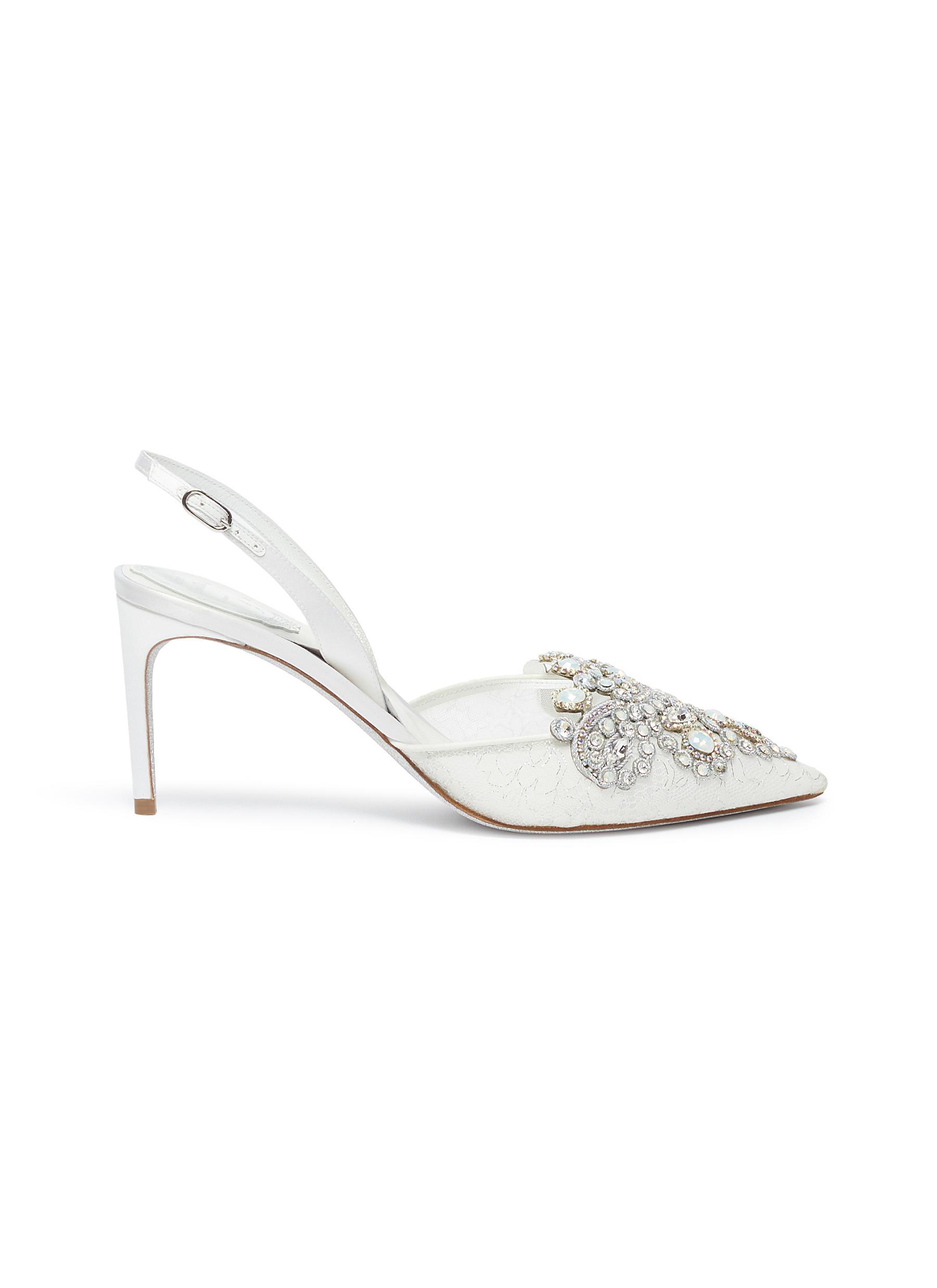 Photo of René Caovilla Shoes Mid Heels online sale
