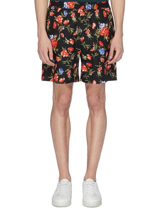 Main View - Click To Enlarge - FFIXXED STUDIOS - Floral print shorts