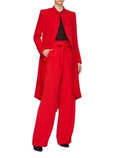 alice + olivia 'Karley' belted wool coat