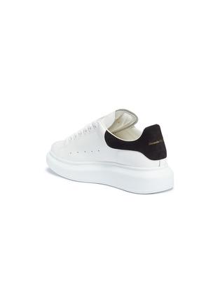 - ALEXANDER MCQUEEN - 'Oversized Sneaker' in leather