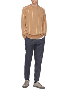 EQUIL Stripe cashmere sweater