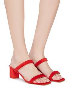 aeyde 'Corey' suede sandals