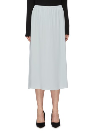 Main View - Click To Enlarge - Theory - Silk georgette skirt