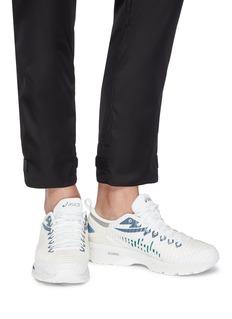 Kiko Kostadinov x Asics 'GEL-Delva 2' patchwork sneakers