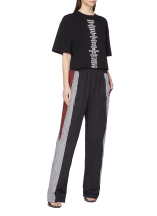 Figure View - Click To Enlarge - Vetements - 'Translated' slogan print T-shirt