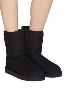 UGG 'Classic Short II' ankle boots