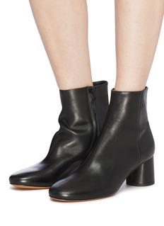 Vince 'Tillie' leather ankle boots