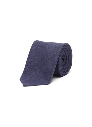 Main View - Click To Enlarge - DRAKE'S - Silk knit tie