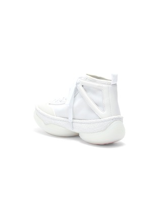 - ALEXANDERWANG - 'a1' chunky outsole mesh mid top sneakers