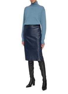 The Row 'Janillen' cashmere turtleneck sweater
