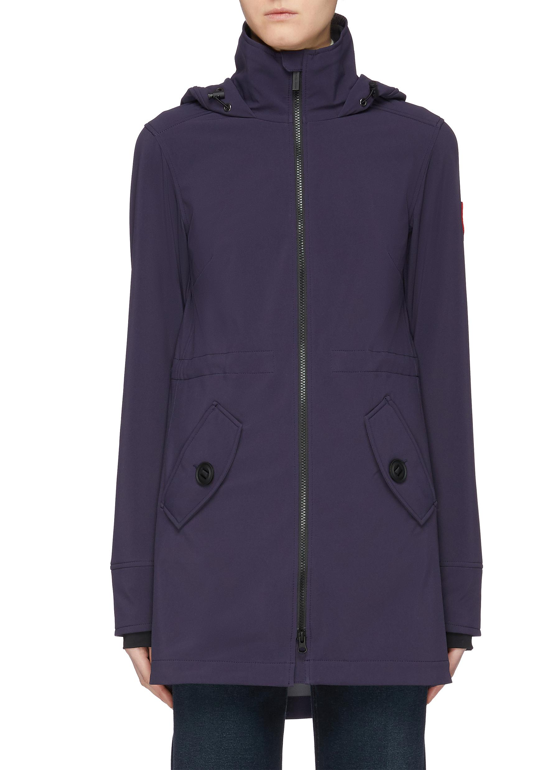 Buy Canada Goose Jackets 'Avery' Tri-Durance SS hooded jacket