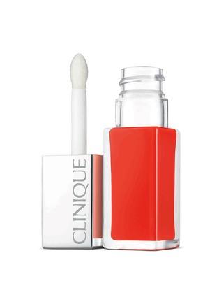 Main View - Click To Enlarge - Clinique - Clinique Pop™ Lacquer Lip Colour + Primer - Happy Pop