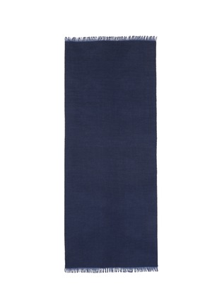 Main View - Click To Enlarge - BEGG & CO - 'Kishorn' cashmere scarf