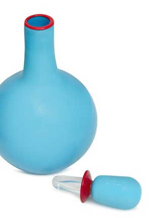 Detail View - Click To Enlarge - LA DOUBLEJ - Carafe – Turquoise