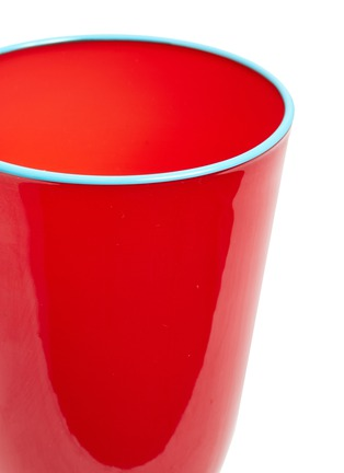 Detail View - Click To Enlarge - LA DOUBLEJ - Tumbler set – Red