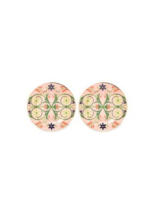 Main View - Click To Enlarge - LA DOUBLEJ - x Ancap Stella Alpina dessert plate set