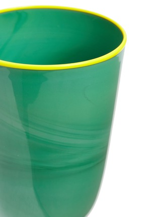 Detail View - Click To Enlarge - La DoubleJ - Tumbler set – Green