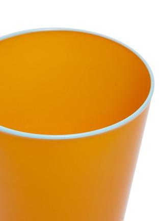 Detail View - Click To Enlarge - LA DOUBLEJ - Tumbler set –Orange