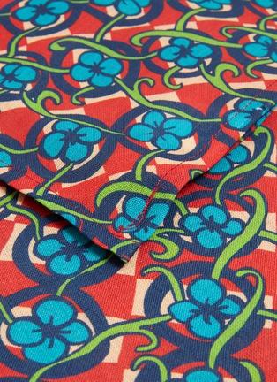 Detail View - Click To Enlarge - LA DOUBLEJ - x Mascioni Pic Nic large napkin set