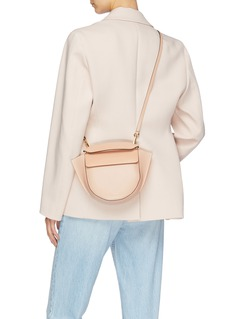 Wandler 'Hortensia' mini leather shoulder bag