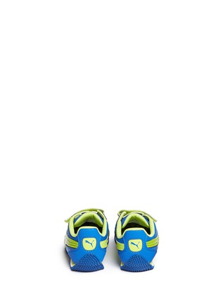 Back View - Click To Enlarge - Puma - 'Speed Light-Up' toddler sneakers