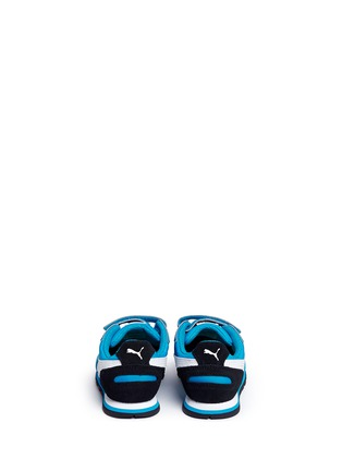 Back View - Click To Enlarge - Puma - 'Sesame Street® Cookie Monster' suede toddler runner sneakers