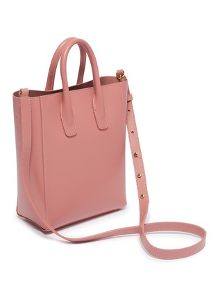 Detail View - Click To Enlarge - Mansur Gavriel - 'NS' mini leather tote