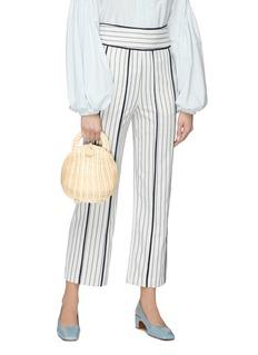 Cult Gaia 'Millie' rattan top handle bag
