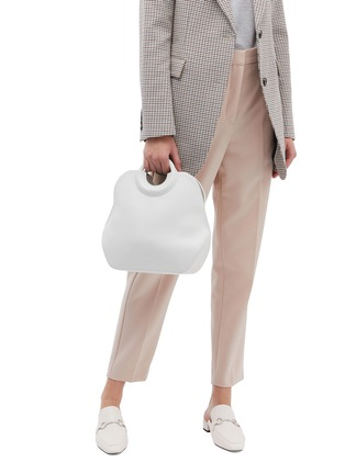 Figure View - Click To Enlarge - COMPLÉT - 'Neomi' mini leather tote