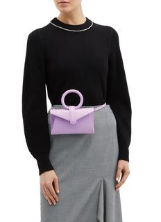 Complét 'Valery' micro leather envelope belt bag