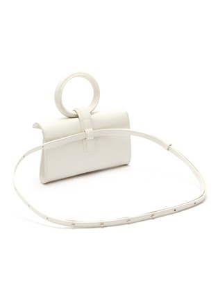 Detail View - Click To Enlarge - COMPLÉT - 'Valery' micro leather envelope belt bag