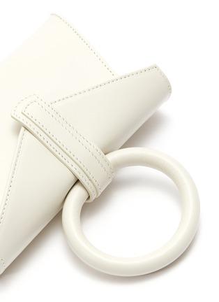 - COMPLÉT - 'Valery' micro leather envelope belt bag
