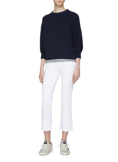 James Perse French terry sweatshirt