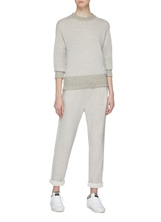 James Perse French terry sweatpants