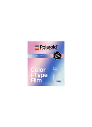 Main View - Click To Enlarge - POLAROID - Color i-Type Film 8-piece pack – Gradient