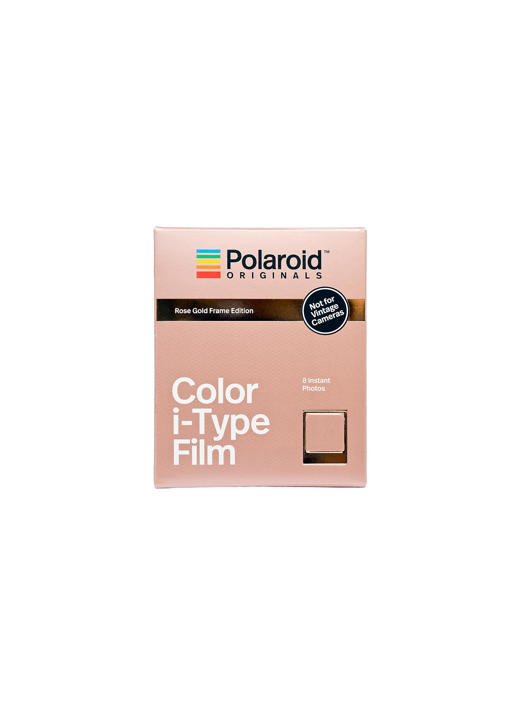 Polaroid   Color i-Type Film 8-piece pack – Rose Gold   Women   Lane ... b8ea8abdc015