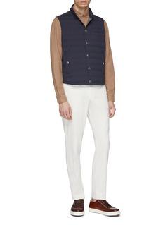 Brunello Cucinelli Linen-cotton shirt