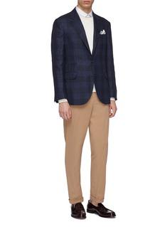 Brunello Cucinelli Cotton raglan sweater