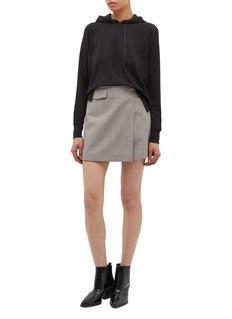 rag & bone/JEAN Modal-cotton hoodie