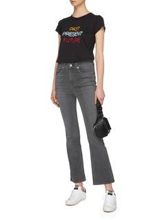 rag & bone/JEAN 'Hana' cropped flared jeans