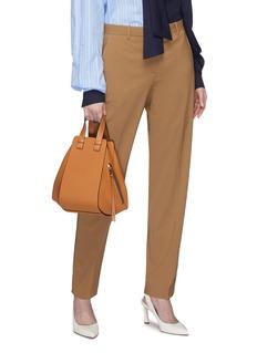 LOEWE 'Hammock' small leather bag