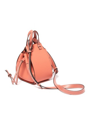 Detail View - Click To Enlarge - LOEWE - 'Hammock Dw' mini leather bag