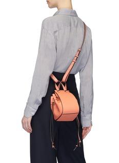 LOEWE 'Hammock Dw' mini leather bag