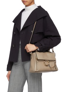 Chloé 'Faye Day' small leather shoulder bag